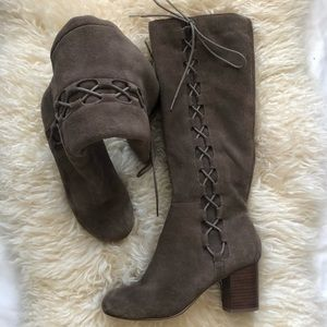 Sole Society Boots Sz 5